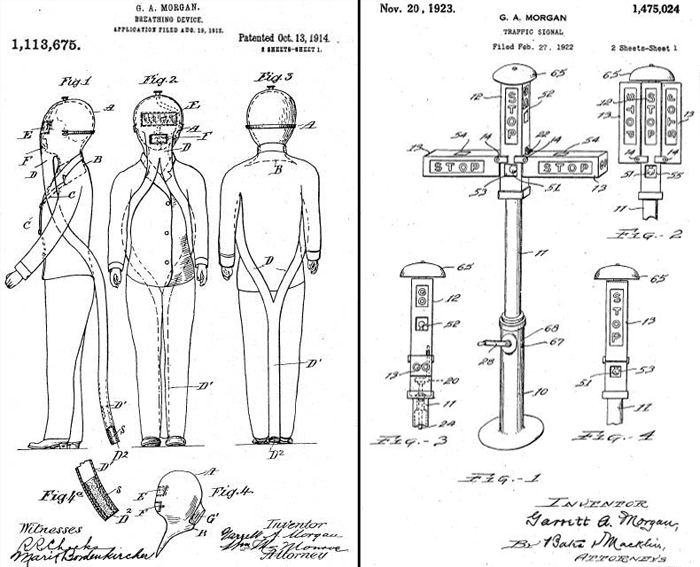 Garrett Morgan's Patents